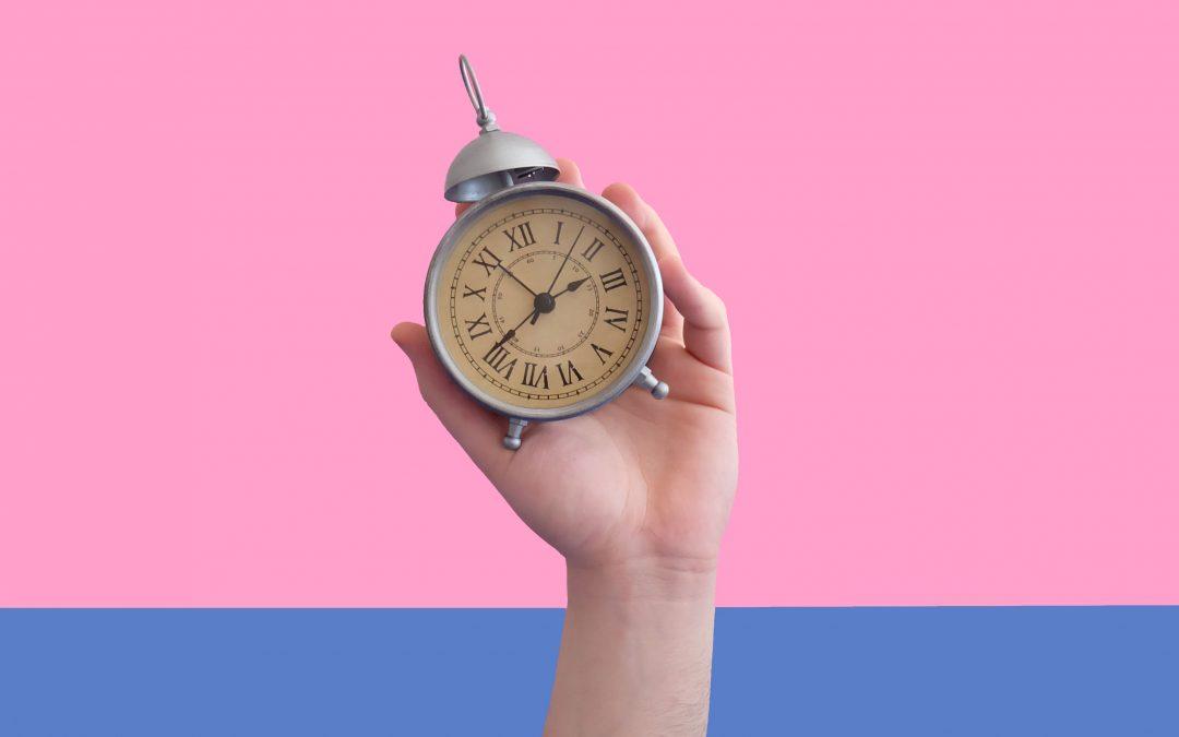 Le temps et vous…